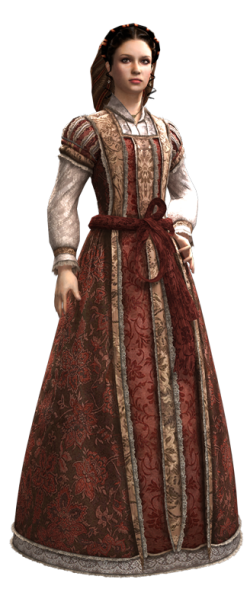 Claudia Auditore da Firenze