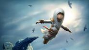 ACR Altaïr - saut de la foi