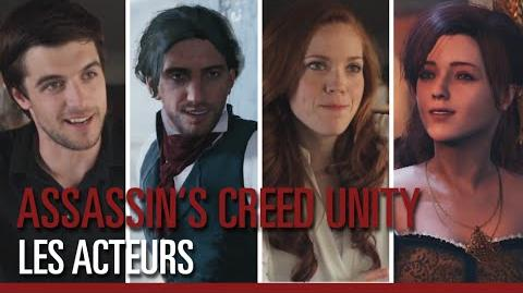 Assassin's Creed - Making-of 3 Les acteurs