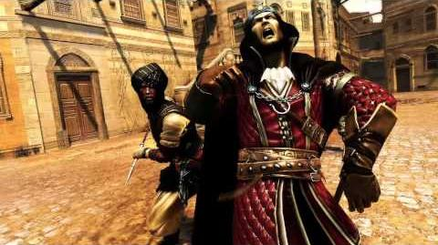 Assassin's Creed Revelations Fear Defeat (Multiplayer Trailer 2) NL