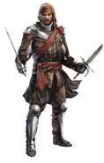 ACIV Tenue du capitaine Drake Concept
