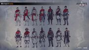 ACC India Sikh Empire Master Concept Sketches 1