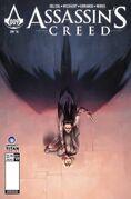 AC Titan Comics 9 Cover B