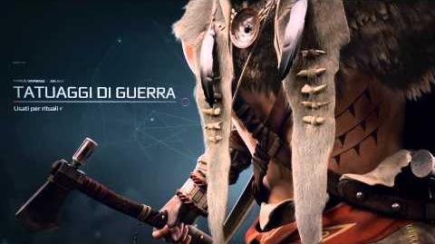 Assassin's Creed 3 - Trailer Ufficiale - Ratonhnhaké ton - La Tirannia di Re Washington IT
