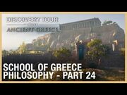 Assassin's Creed Discovery Tour- School of Greece - Philosphy - Ep