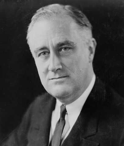 Франклин Рузвельт