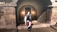 Kryjówka asasynów w Rzymie (wejście) (ACB) (by Kubar906)
