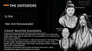 ACDy CharacterBio(Outsiders) (Translated)