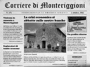 ACI corriere Di Monteriggioni