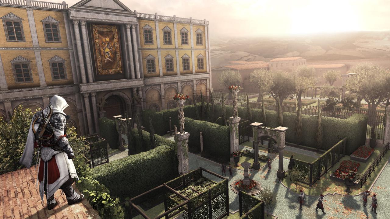 贝尔里瓜多官邸