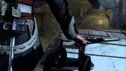 Edward Kenway story trailer I Assassin's Creed IV Black Flag UK