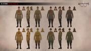 RedArmy Rifleman Moodboard04