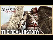 Assassin's Creed II- The Real History of Florence - Ubisoft -NA-