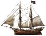 AC4 - Concept Art - Ship