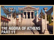 Assassin's Creed Discovery Tour- The Agora of Athens - Ep