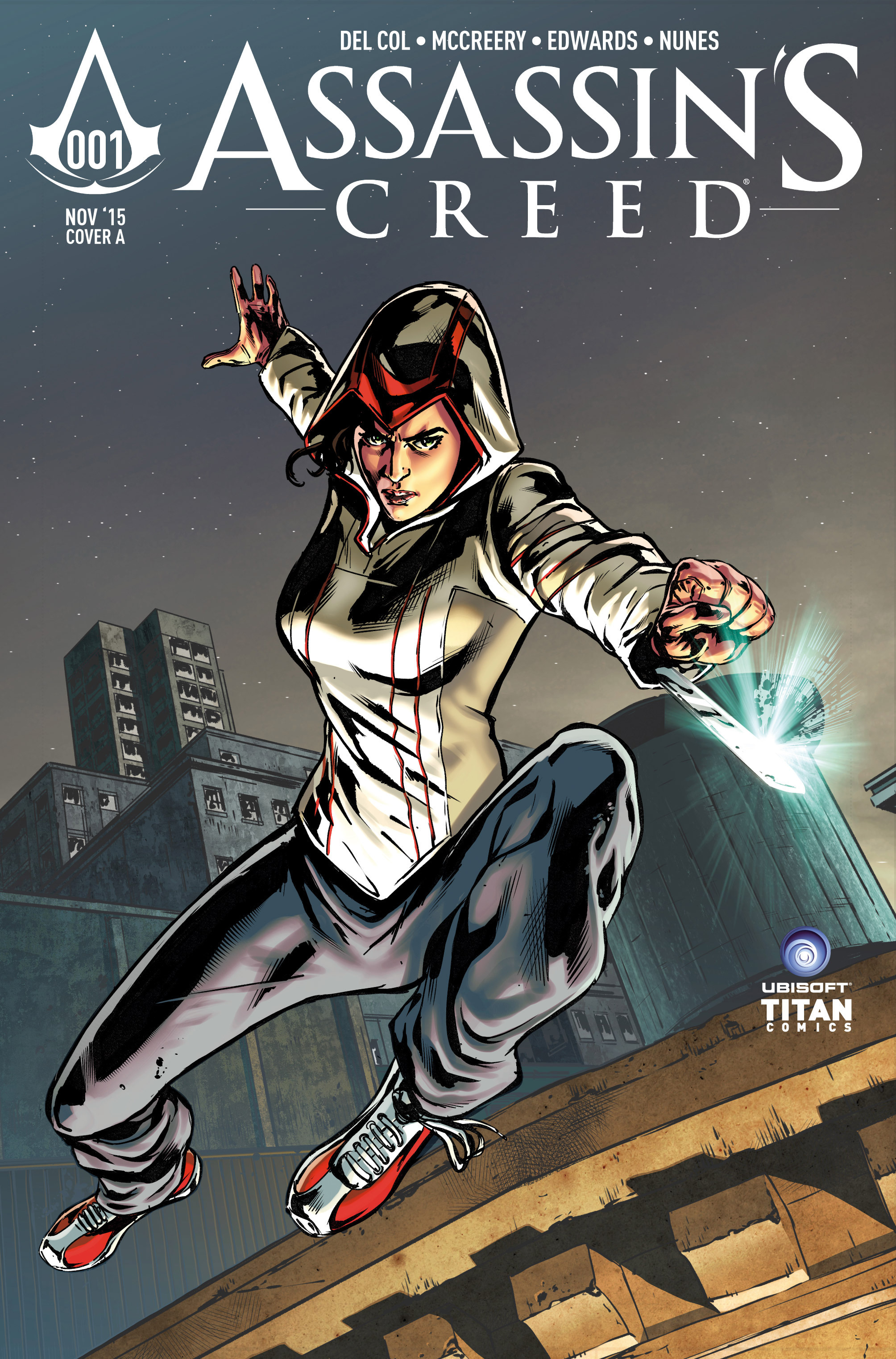 Assassin's Creed (Titan Comics)
