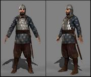 Emir Guard by Michel Thibault