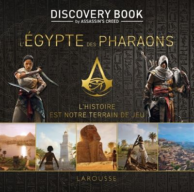 Discovery Book: L'Égypte des Pharaons