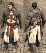 ACRG Templar 11th century armour