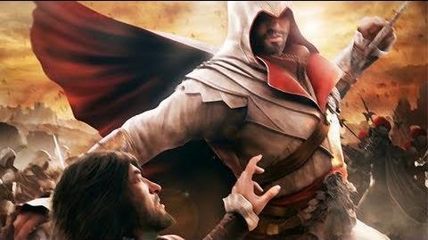 Assassin's Creed Brotherhood - Trailer della Storia
