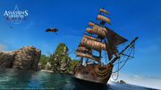 Assassin's Creed IV - Queen Anne's Revenge 1 by greyson