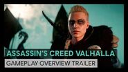 Assassin's Creed Valhalla Gameplay Overview Trailer