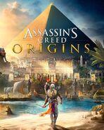 Cover Assassin's Creed Origins