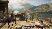 Lesbos Island - Assassin's Creed Odyssey