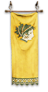 ACOD Arcadie drapeau