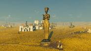 ACO Aaru - Statue of Nefertiti
