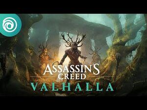 ASSASSIN'S CREED VALHALLA - ERWEITERUNG 1- ZORN DER DRUIDEN - OFFIZIELLER TRAILER