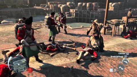 Assassin's Creed III - becommentarieerde demomissie Boston