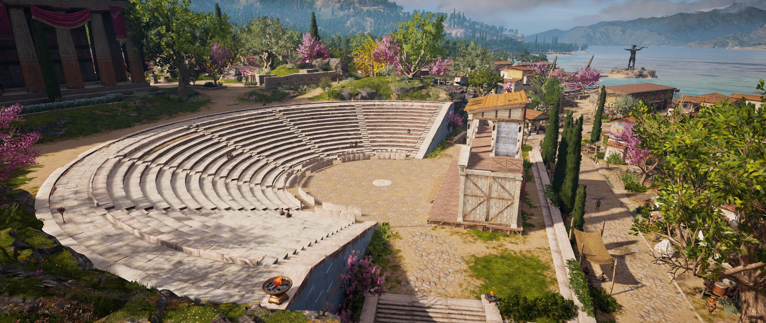 Korinth theater