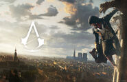 ACU Paris Arno Dorian Wallpaper