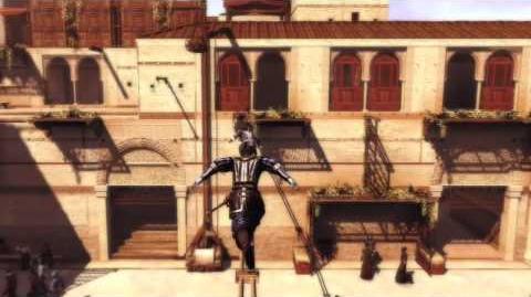 Assassin's Creed Brotherhood - La Disparition de Da Vinci - Trailer Multijoueur DLC