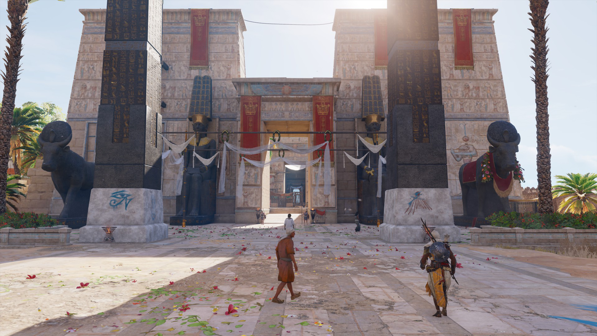 Le cœur et le nom d'un pharaon