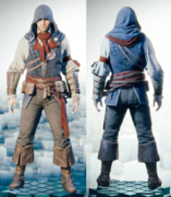 ACU Tailored Brigand Outfit