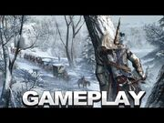 Assassin's Creed 3 Naval Warfare Gameplay - Sony E3 2012 Press Conference