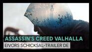 Assassin's Creed Valhalla Eivors Schicksal (Charakter-Trailer) Ubisoft DE