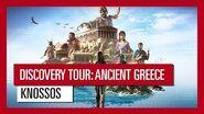 Discovery Tour- Ancient Greece – Knossos