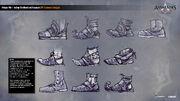 ACC India Arbaaz Footwear Designs