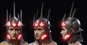 ACOD Hades head models