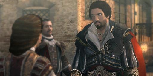 Powrót do domu (Assassin's Creed: Brotherhood)