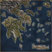 ACOD Greece Map