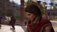 ACOD Gutter Runner - Kassandra finding her drachmae missing