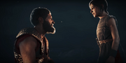 The Big Break - Nikolaos and Kassandra - Assassins Creed Odyssey