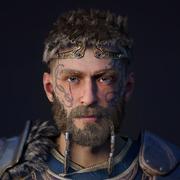 ACV WotD Barid Portrait closeup