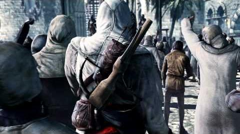 Assassin's Creed Official Trailer (HD)