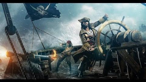 Assassin's Creed Pirates - Морской бой