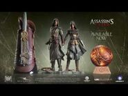 Assassin's Creed movie official figurines and props -Ubisoft Store-